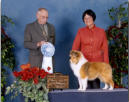 Champion Number FOUR... BPIS Ch. Fairfax Lucinda, 1 Best Puppy In Show, 6 Best Puppy In Group, Multiple Group Placements, Feb 15th 2009